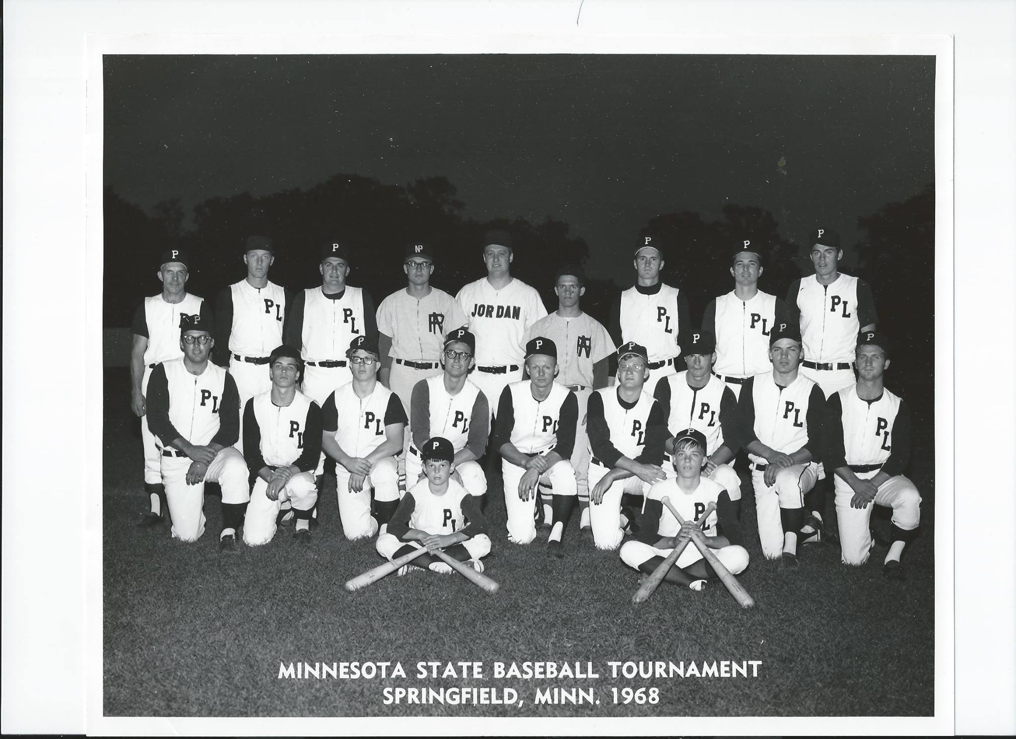 1968 PL JAYS-State Tournament Team