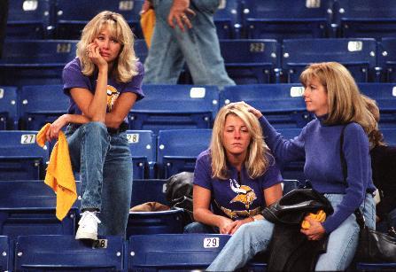 weeping blondes