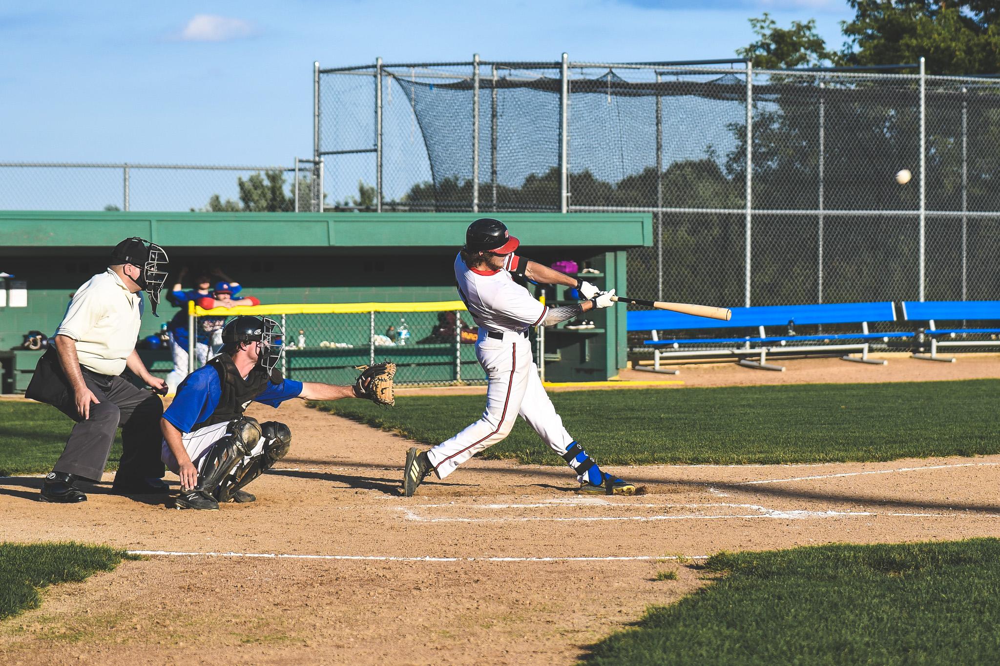 dMitchell Goodwin Home Run